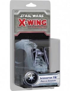 X-Wing - Interceptor TIE