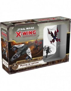 X-Wing - Pilotos de fortuna