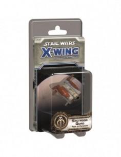X-Wing - Saltador Quad