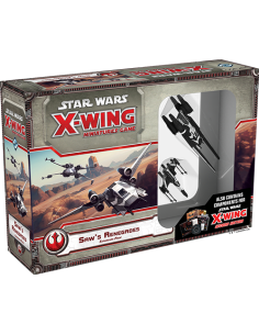 X-Wing - Saw's Renegades