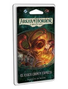 Arkham Horror LCG: El Essex...