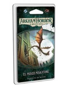 Arkham Horror LCG: El museo...
