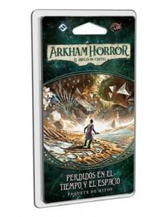 Arkham Horror LCG: Perdidos...
