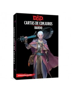 Dungeons & Dragons: Bardo -...