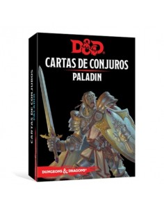 Dungeons & Dragons: Paladín...