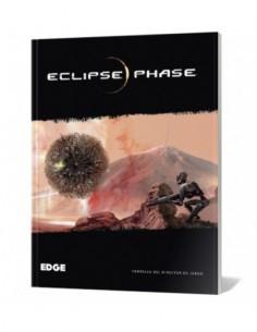 Eclipse Phase: Pantalla del...
